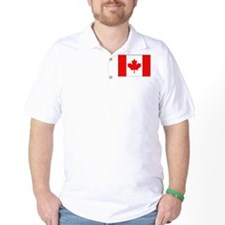 Canadian National Flag  T-Shirt
