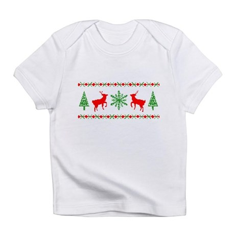 Ugly Christmas Sweater Infant T-Shirt