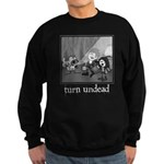 Turn Undead Sweatshirt (dark)