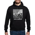 Turn Undead Hoodie (dark)