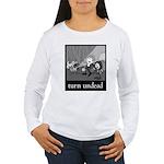 Turn Undead Women's Long Sleeve T-Shirt
