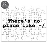 There's no place like ~/ Puzzle