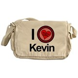 I Love Kevin Brothers &amp; Sisters TV Messenger Bag