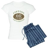 Vintage 60th Birthday pajamas