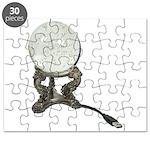 USB Crystal Ball Puzzle