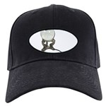 USB Crystal Ball Black Cap