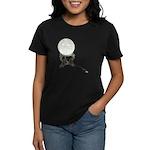USB Crystal Ball Women's Dark T-Shirt