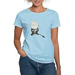 USB Crystal Ball Women's Light T-Shirt