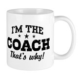 Coach Small Mug
