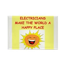 electrican Rectangle Magnet (100 pack)