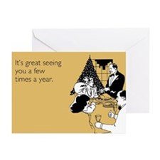 Few Times A Year Greeting Cards (Pk of 10)