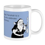 Jew Who Celebrates Christmas Mug