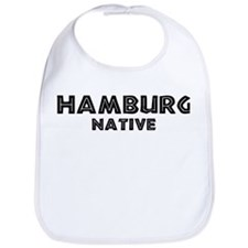 Hamburg Native Bib