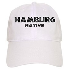 Hamburg Native Baseball Cap