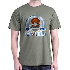 CVN-72 USS Lincoln T-Shirt