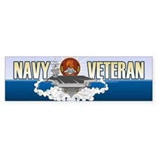 CVN-72 USS Lincoln Bumper Sticker
