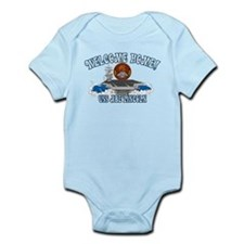 Welcome USS Lincoln! Infant Bodysuit