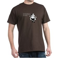 Holiday Pounds Dark T-Shirt