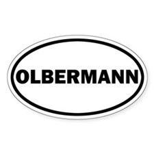 Keith Olbermann Decal