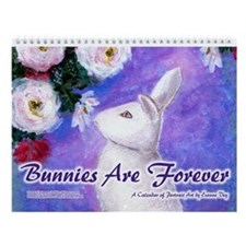 Bunnies Are Forever Wall Calendar