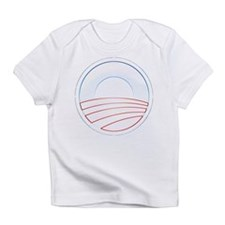 Obama Slim Logo Infant T-Shirt