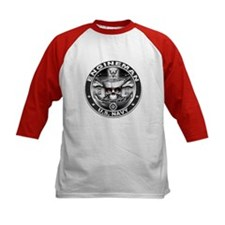 USN Engineman Skull EN Dont T Tee