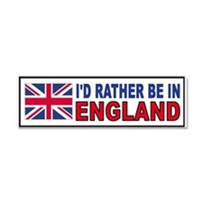 Cute Exeter england Car Magnet 10 x 3