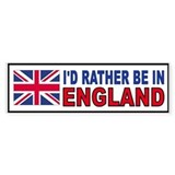 British bumper stickers 10 Pack