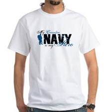 Grandpa Hero3 - Navy Shirt