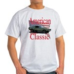 67 Mustang Fastback Light T-Shirt
