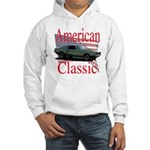 67 Mustang Fastback Hooded Sweatshirt