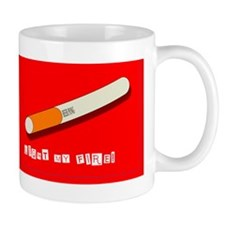 Light My Fire Coffee Mug Red