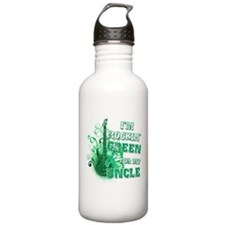 I'm Rockin Green for my Uncle Water Bottle