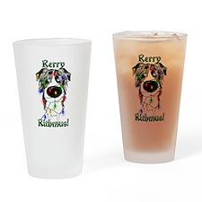 Aussie - Rerry Rithmus Drinking Glass