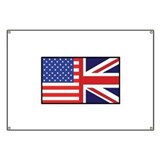 USA/Britain Banner