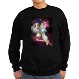 2 Cat Moon Sweatshirt