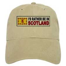 Scotland yard Baseball Cap