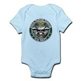 USN Special Warfare Operator Infant Bodysuit