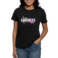 Carlisle's Girl 4 Life Women's Dark T-Shirt