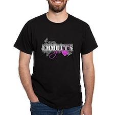 Emmett's Girl 4 Life Dark T-Shirt