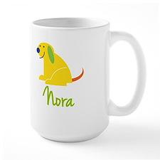 Nora Loves Puppies Mug