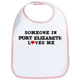 Someone in Port Elizabeth Bib
