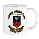 Navy - Air Traffic Controller - PO1 with Text Small Mug