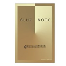 BLUE NOTE Postcards (Package of 8)
