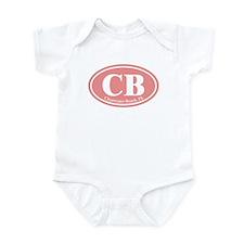 CB Clearwater Beach Infant Bodysuit