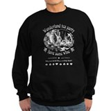 Wonderland tea party Sweatshirt