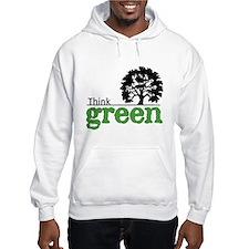Think Green Hoodie