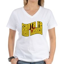 Santa Fe NM Flag Shirt