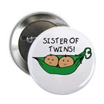 Sister of Twins Pod Button