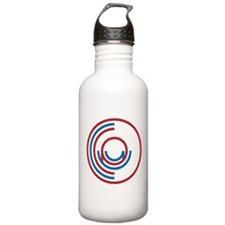 Occupy Wall Street Logo Water Bottle